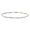 <b>HANDCRAFTED DIAMOND BANGLE</b><br>BY G.S. DESIGN