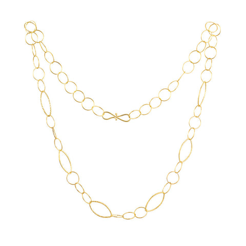 <b>OPEN LINK CHAIN</b><br>by G.S. DESIGN
