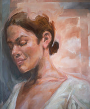 "Load image into Gallery viewer, ""Day Dreamer"" Original Oil Painting"