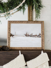 Load image into Gallery viewer, Snowfall on the Farm
