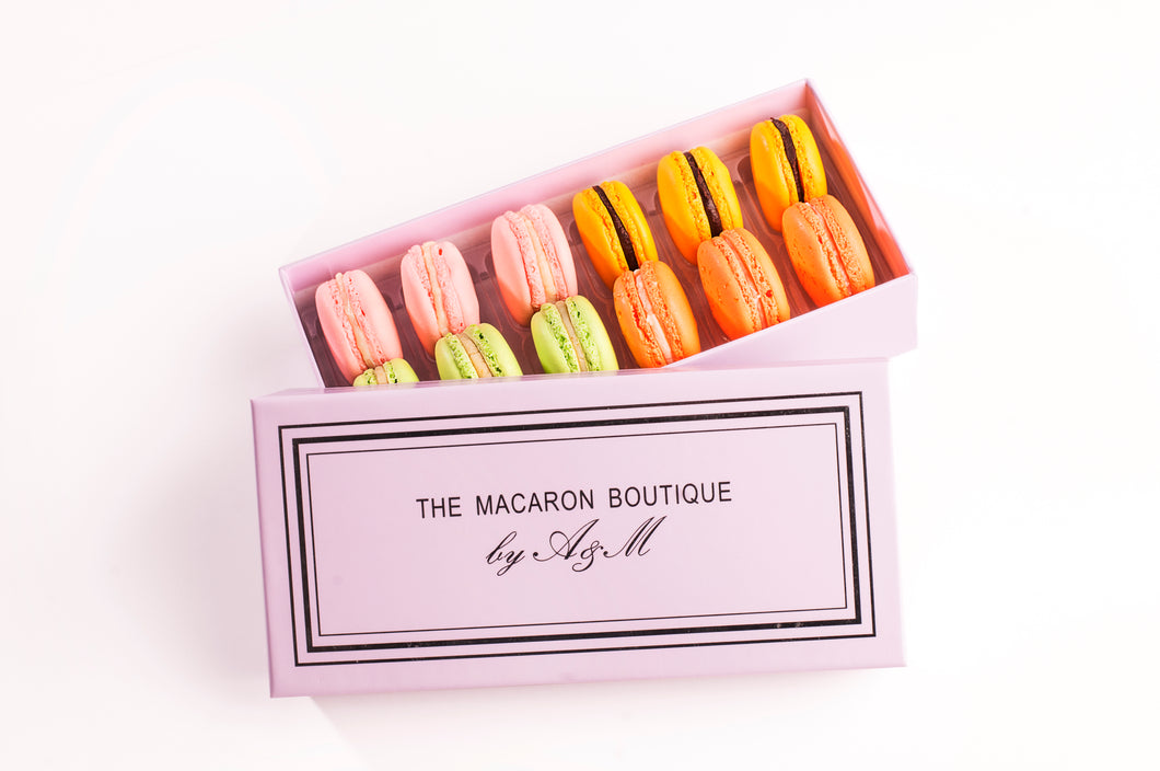 Macarons Gift Box For Sale -Macarons Delivery in Toronto & GTA
