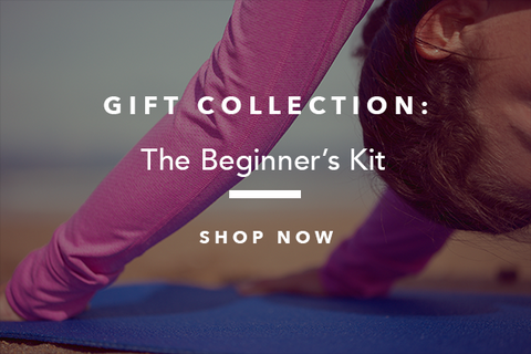 Beginners Yoga Mats and Equipment Gift