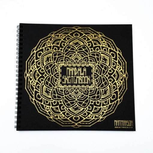 Mandala Sketchbook - Matt Manson