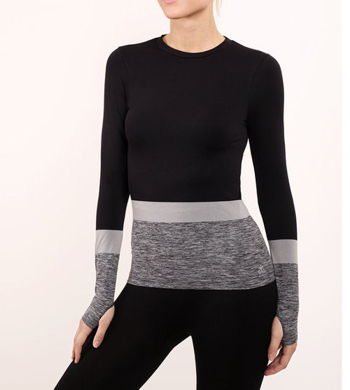 Erin - Seamless Long Sleeve