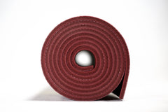 Diamond Red Yoga Mat