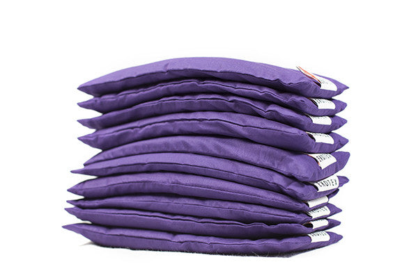Organic Eye Mask (Flaxseed & Lavender) - 10 Pack