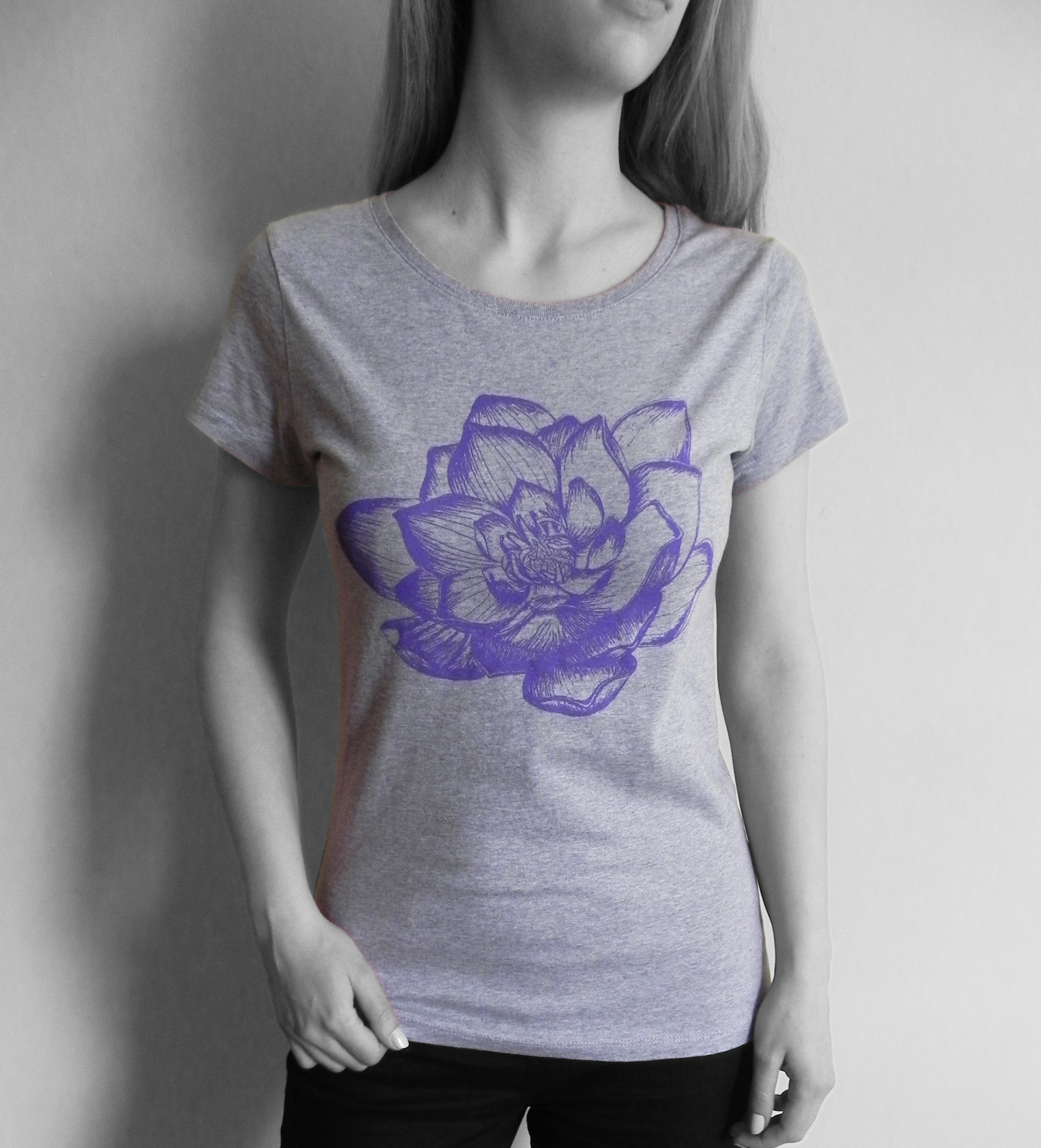 Morning Lotus T-shirt