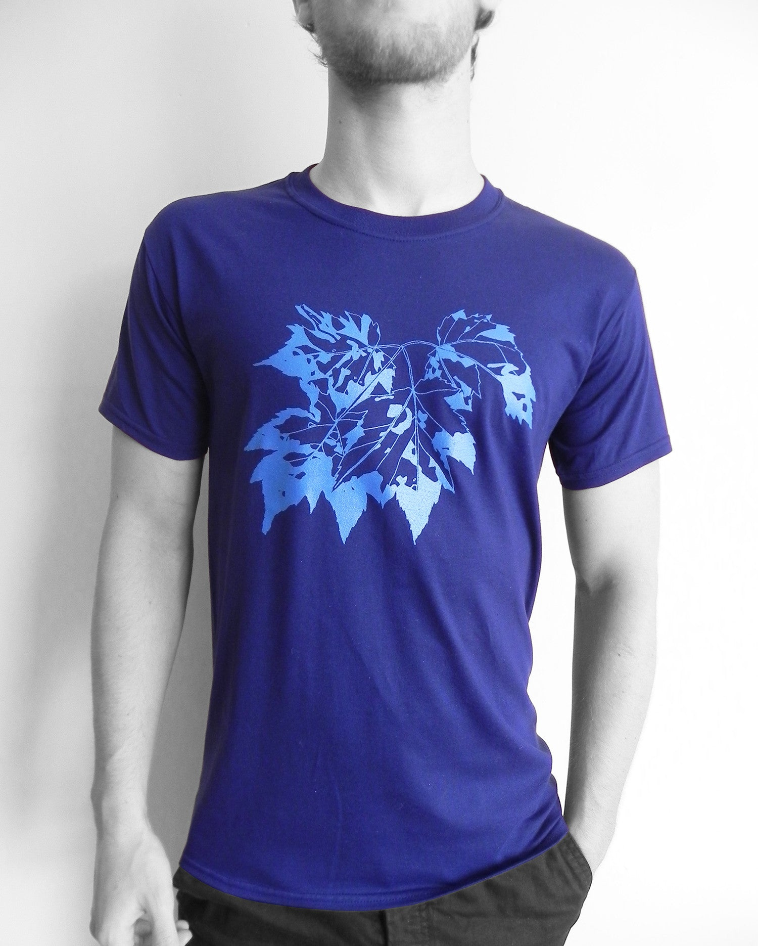 Wild Foliage T-shirt (Men)