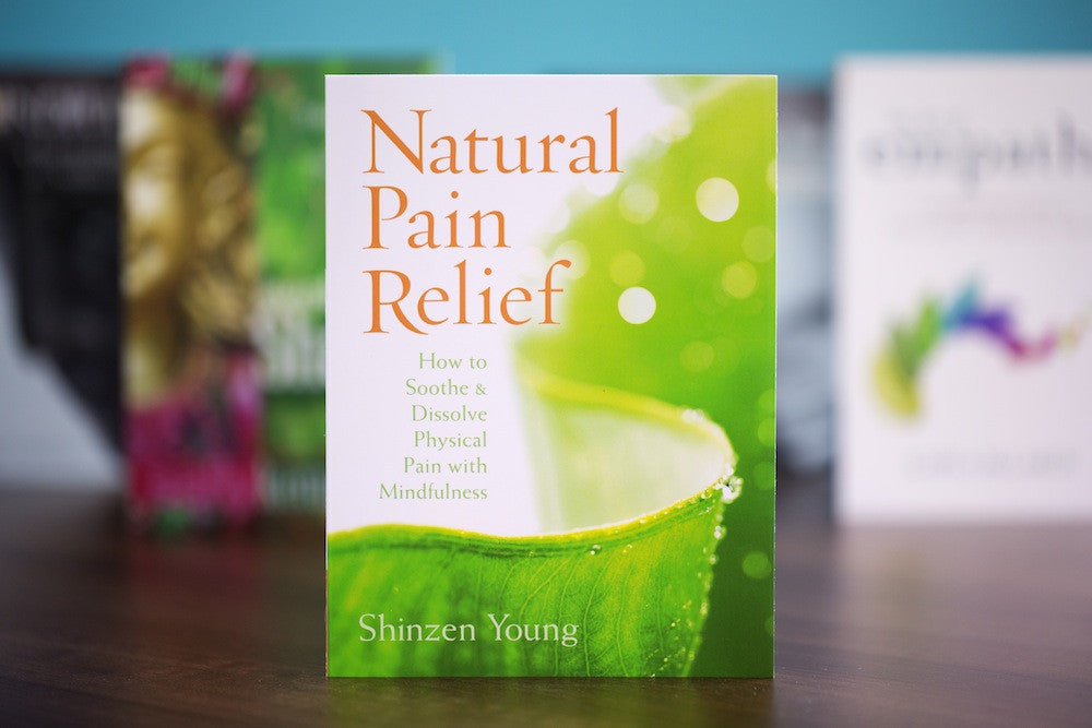 Natural Pain Relief (Book & CD)