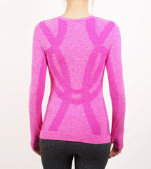 Union Long Sleeve - Electric Pink