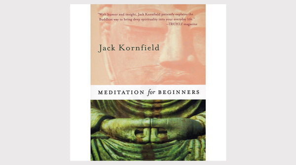 Meditation for Beginners (Book & CD)