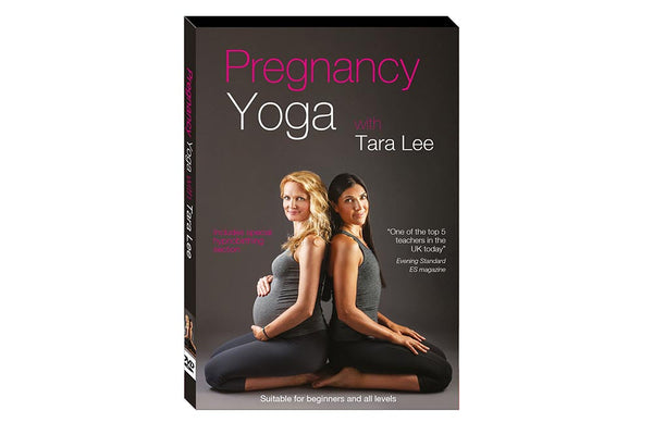 Pregnancy Yoga DVD with Tara Lee