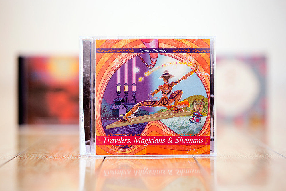 Travelers, Magicians & Shamans CD
