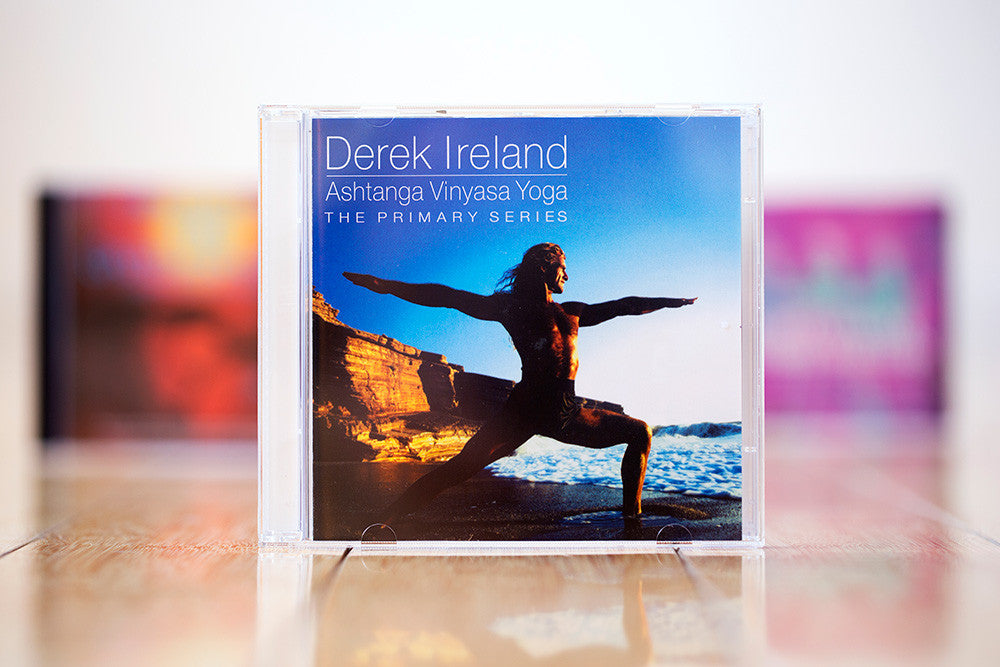 Ashtanga Vinyasa Yoga CD - The Primary Series