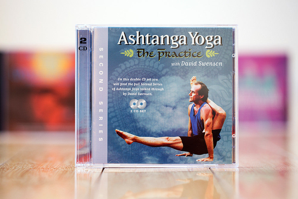 Ashtanga Yoga 2nd Series CD