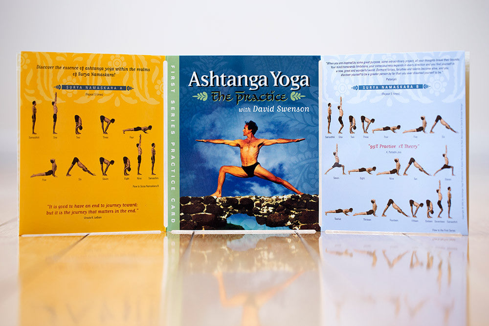 Ashtanga Primary Card