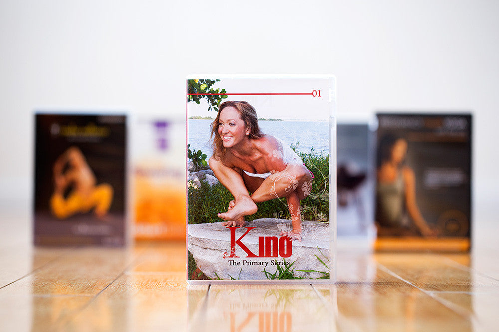Ashtanga Yoga Primary DVD