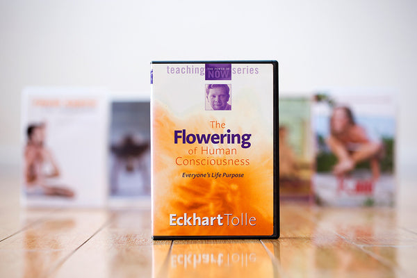 The Flowering of Human Consciousness DVD