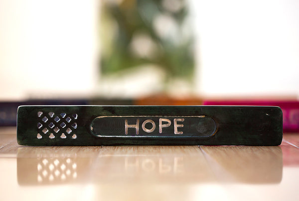 Incense Holder - Hope