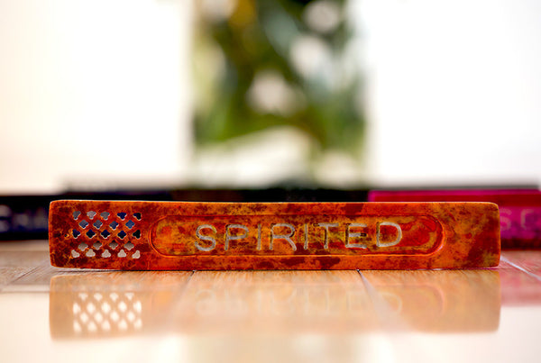 Incense Holder - Spirited