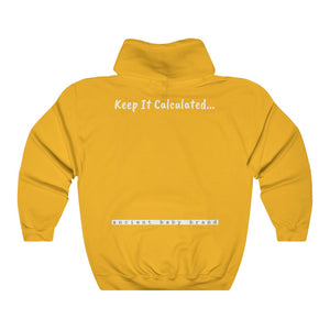 "Melanated Mathematics ""Bookmark"" Hoodie (adult, unisex)"
