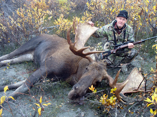 Moose hunting with Minus33