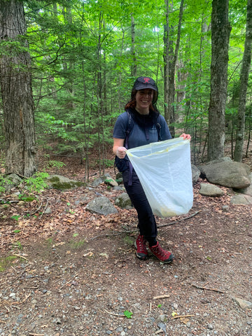 SLA Adel with Mount Morgan/Percival trail cleanup