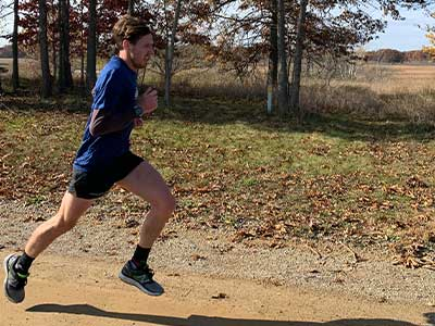 Mitchell Running Marathon Training