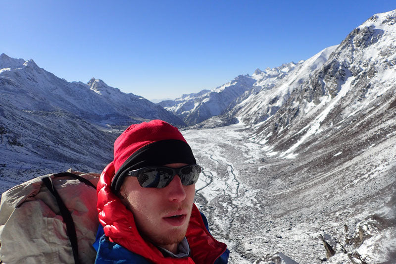 Trevor Bockstahler Merinoholics Adventures Great Himalayan Trail High Route