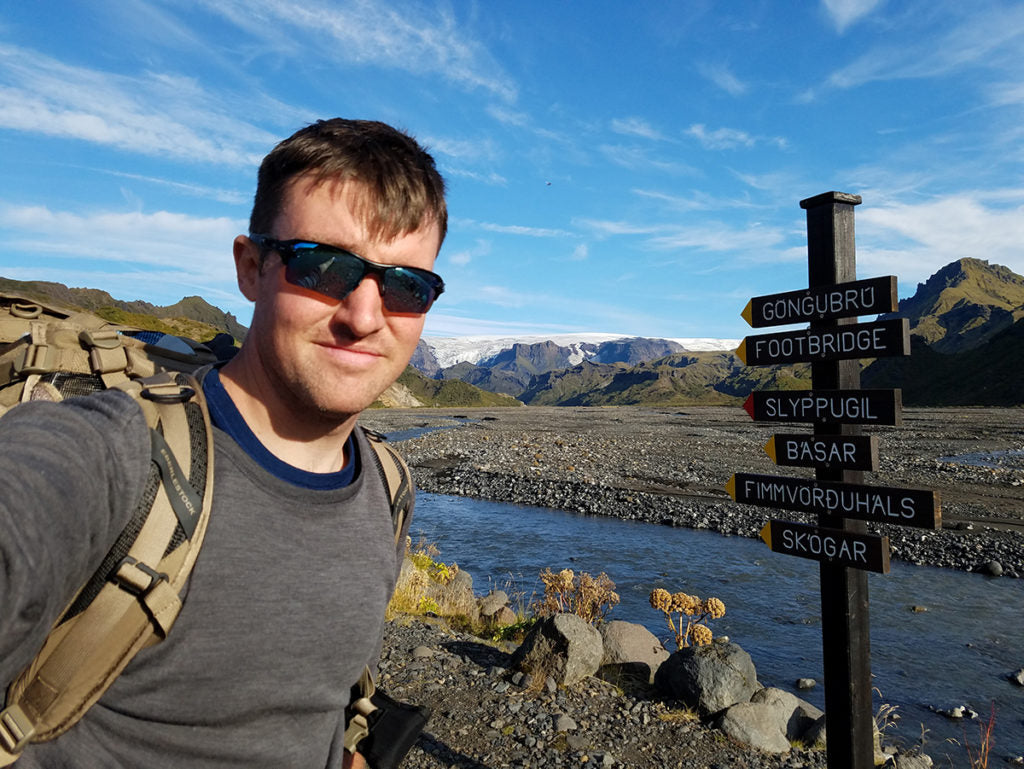 Iceland Hiking Trip Chris Nancarrow Customer Submission