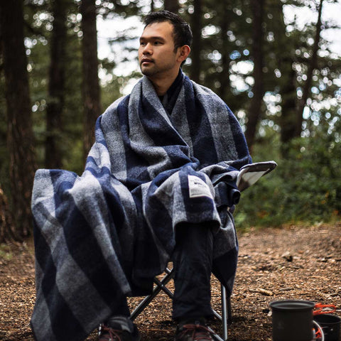 White Mountain Woolen Camp Blanket