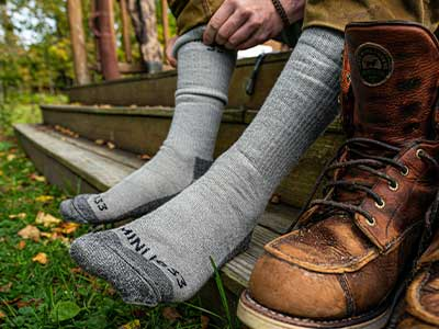 Expedition Wool Socks