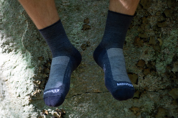 Mountain Heritage Socks by Minus33 Merino Wool