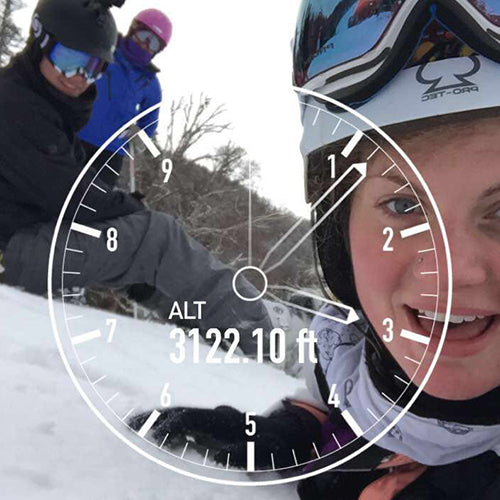 Snowboarding at Whiteface