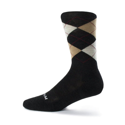 Minus33 Merino Wool Clothing Merino Wool Argyle Sock