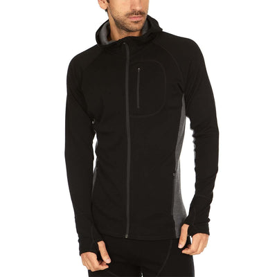 Minus33 Merino Wool Clothing Trailblazer Midweight Wool Full Zip hoody