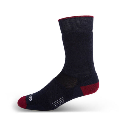 Minus33 Merino Wool Mountain Heritage Ten Inch Boot Sock Patriotic