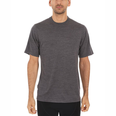 Minus33 Merino Wool Clothing Algonquin Men's Lightweight Wool S/S Crew