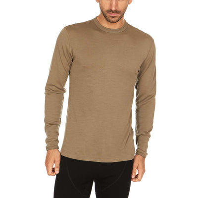 Minus33 Merino Wool Clothing Chocorua Men's Midweight Wool Crew