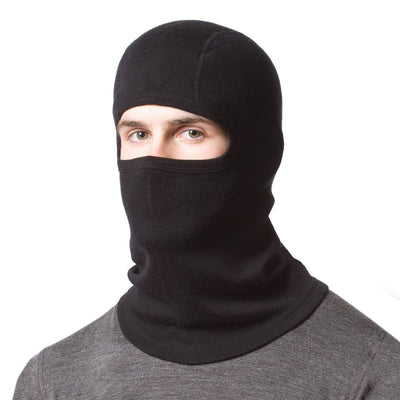 Minus33 Merino Wool Clothing Expedition Wool Balaclava