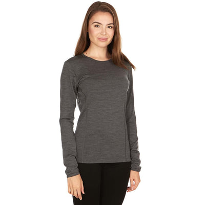 Minus33 Merino Wool Clothing Moriah Women's Lightweight Wool Crew