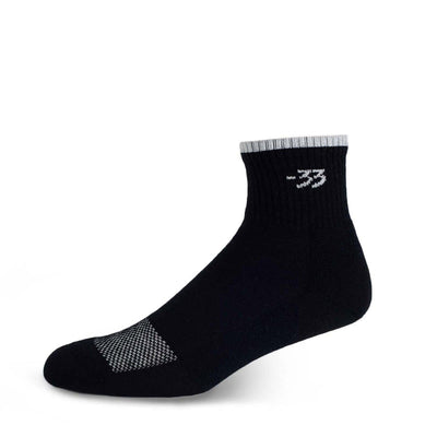 Minus33 Merino Wool Clothing Low Rise Wool Trail Sock