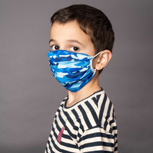 Load image into Gallery viewer, CamoShark Kids - Dry-Knit Face Mask