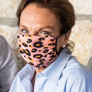 LeoParty - Dry-Knit Face Mask