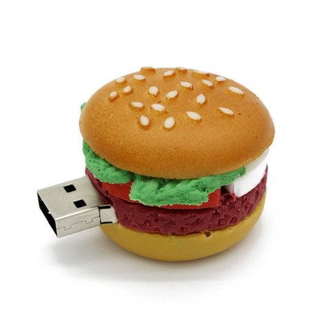 Clé USB Burger