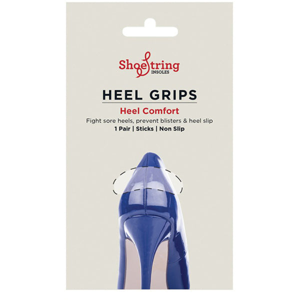 ShoeString Gel Heel Grips