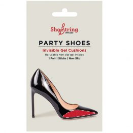 ShoeString Party Shoes Gel Insoles