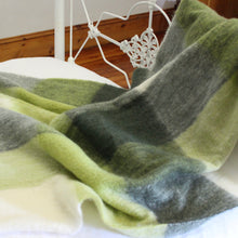 Load image into Gallery viewer, Custom Karoo Midlands Mohair Blanket - Travel