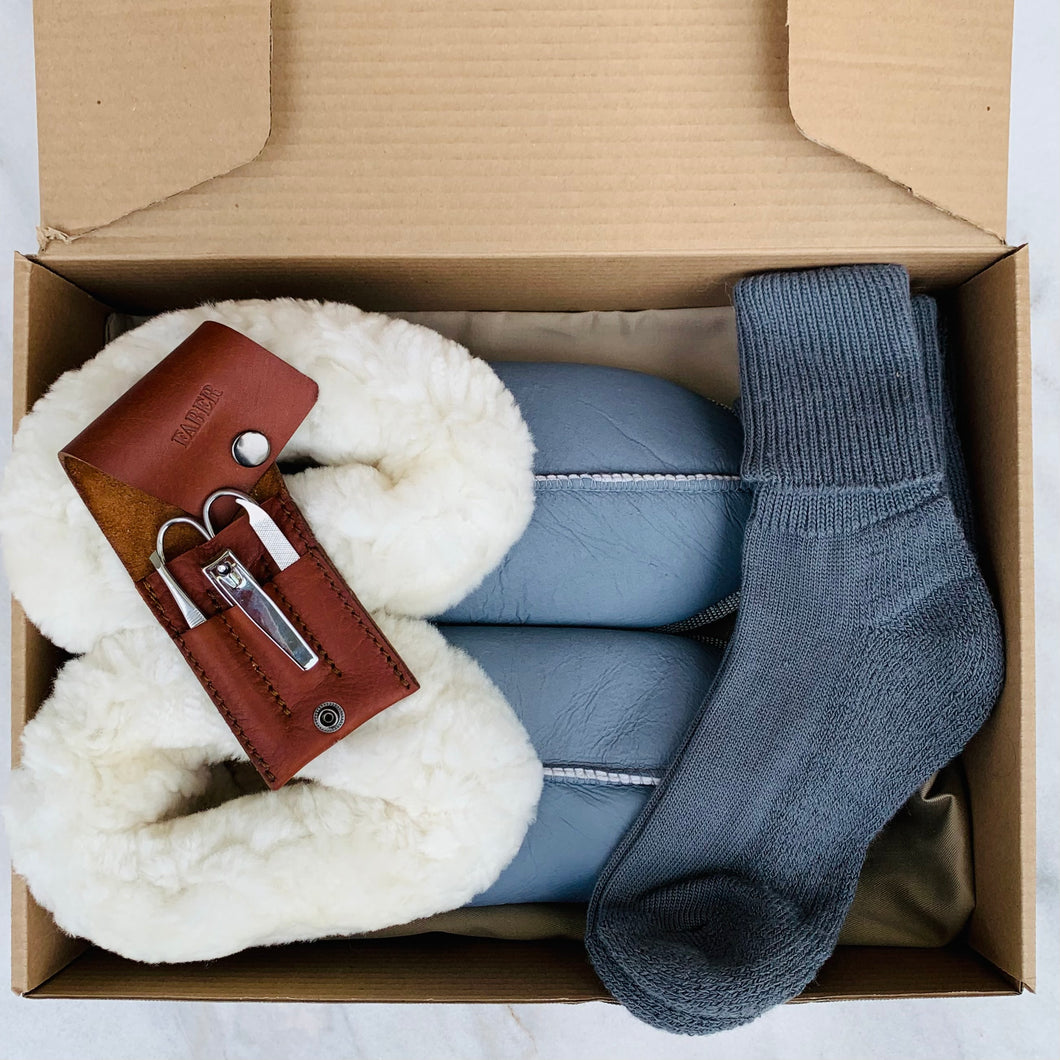 Gents Pantoffel Box