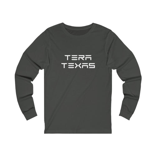 Tera Texas Womens Long Sleeve Tee